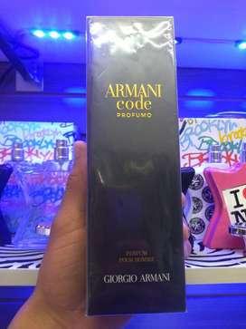Code Armani Profumo