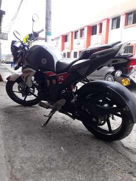 Moto Yamaha fz 2.0.