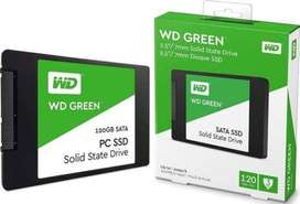 Disco Solido 120gb Western Digital Green Ssd Garantía