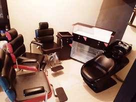 Vendo montaje de peluquería