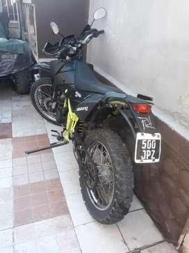 Xmm 250cc titular 60mil pesos