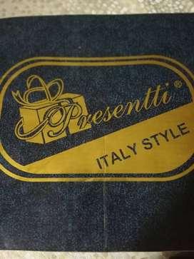 Juego de te de procedencia Italiana 12 piezas