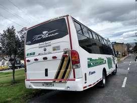 Venta buseta wolskwagen modelo 2012, 32 puestos ,aire acondicionado,