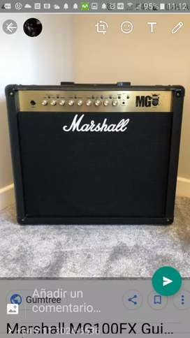 Amplificadores Ross 2900 warning Marshall