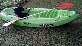 kayak samoa