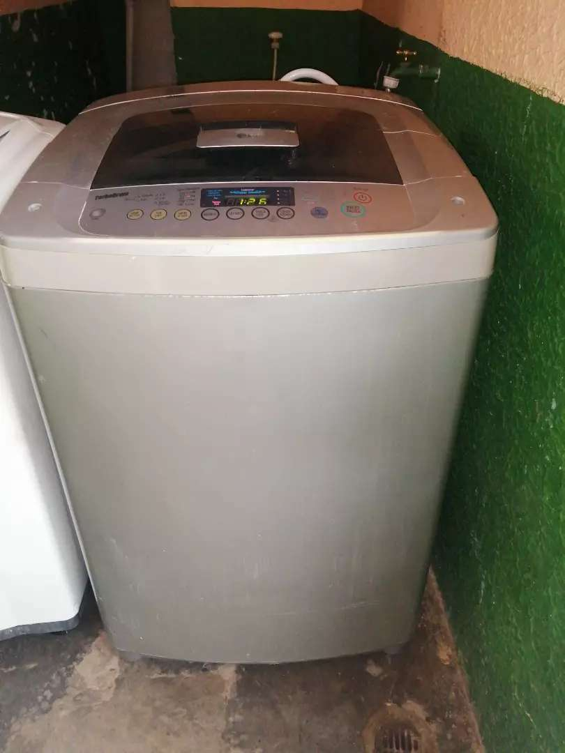 Lavadoras usadas garantízadas desde 350mil 0