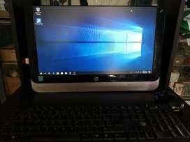 Todo en Uno Intel HP pantalla LED FHD Como Nuevo