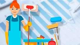 Ofrezco mis servicios como empleada domestica o niñera
