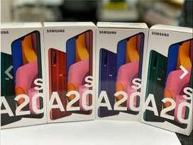 Samsung A20S 32GB Nuevo,Sellado,Garantia Domicilio-Pago Contra Entrega