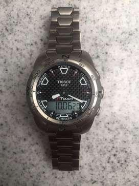 Reloj Tissot Expert Titanium