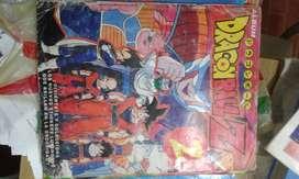 album de dragon ball y varios