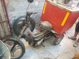 Zanella motocarga 125