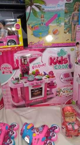 Cocinas Infantiles