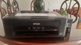 Multifuncional Epson L 210 Ecotanque