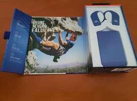 Audífonos JBL Endurance PEAK Blue - True Wireless deportivos intraurales y resistentes al agua - nuevos con factura