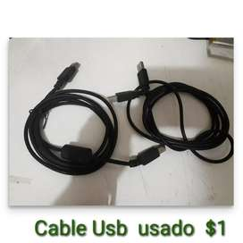 Cable Usb $1