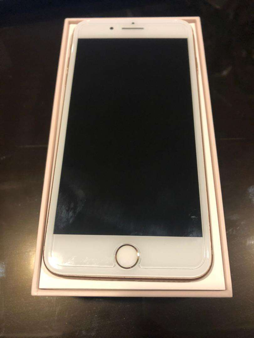 Iphone 8 plus gold rose 64 gb 0