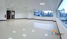 Arriendo Oficina 80 m2 por estrenar - Batán / Belavista