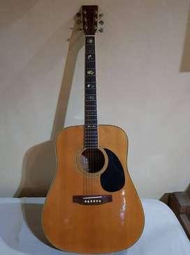 Guitarra acústica Hyundai made in Korea