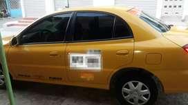 Se vende carro taxi
