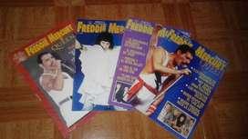 Queen revistas de colección