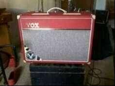 Amplificador VOX ac15 valvular edicion especial NUEVO
