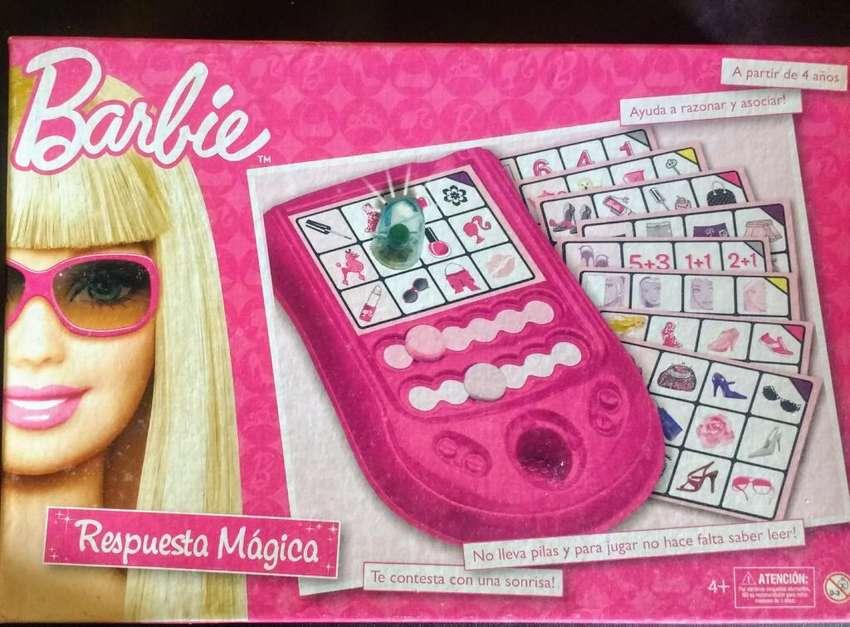 Juego de Mesa Barbie 0