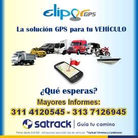 Sistema de Monitoreo Satrack para tu Vehículo y/o Moto