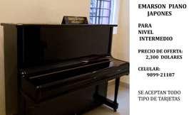 OFERTA EN PIANO - SOLO HASTA AGOTAR EL STOCK