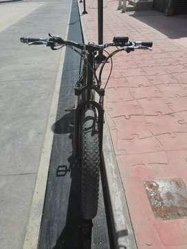 Se vende bici eléctrica