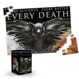 Rompecabezas 500 Piezas Game Of Thrones Cuervo 3 Ojos Got