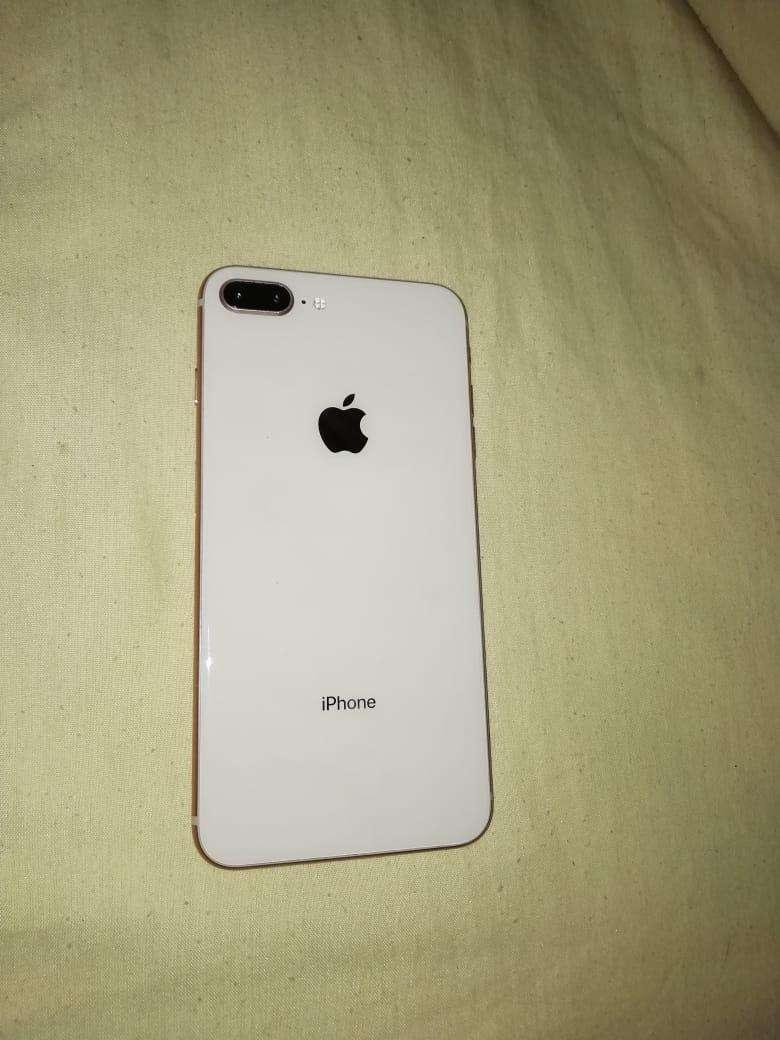 Iphone 8 plus gold rose de 64 gb 0