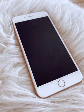 Iphone 8 plus usado impecable