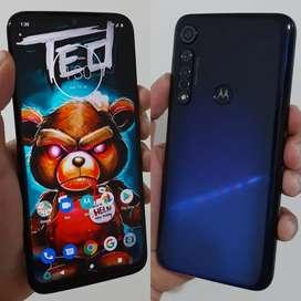 Motorola G8 Plus 64Gb Azul