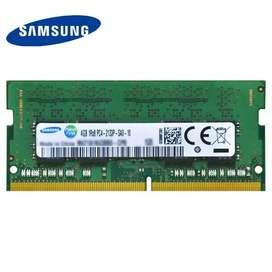 Memoria DDR4 2400 Portatil