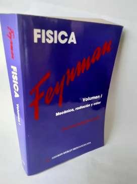 Física volumen 1 de feiymman mecánica radiación y calor addison-wesley iberoamericana
