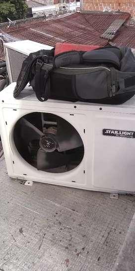 Tecnico en  aire acondicionado neveras y lavadoras