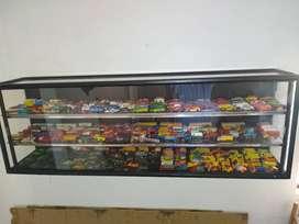 Colección de carros a escala
