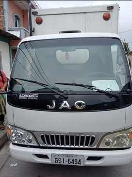 Flamante camión JAC 2,5 Tns. Perfecto estado