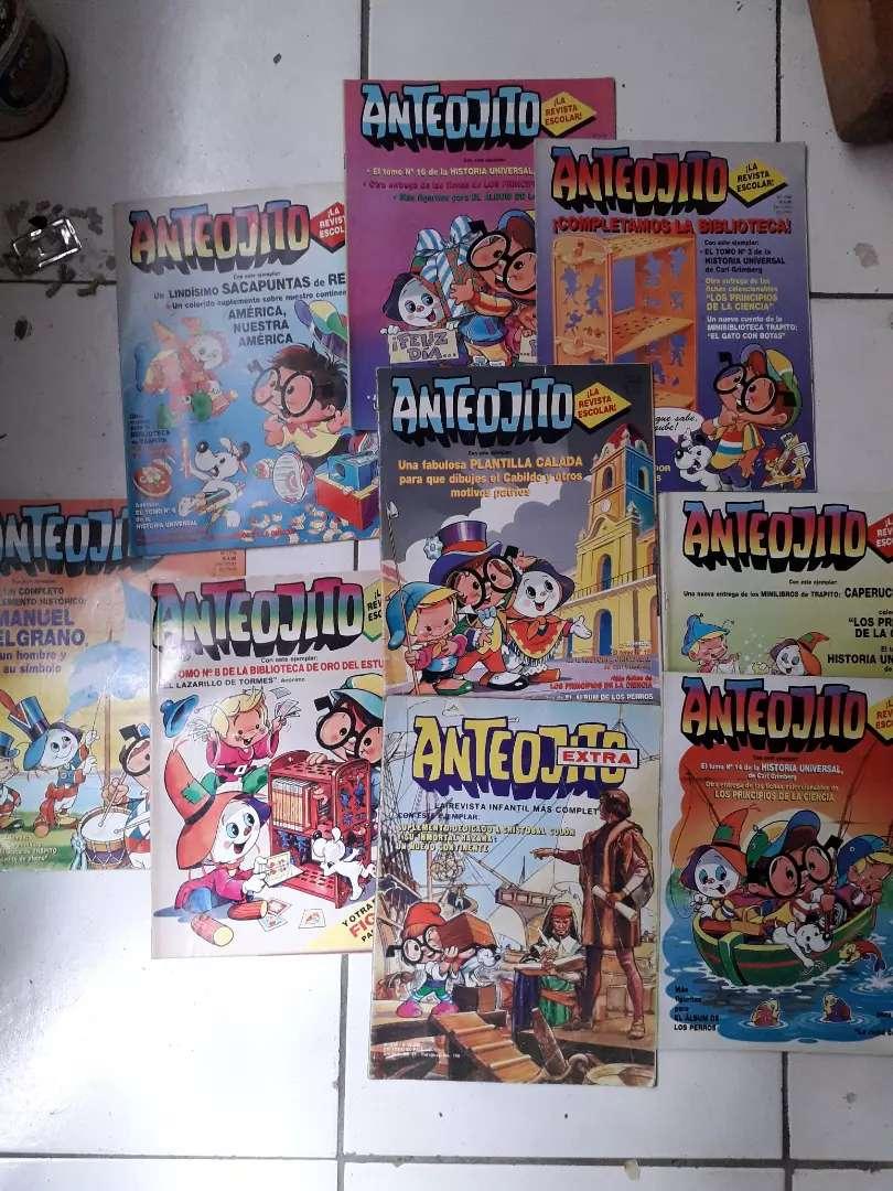 Revistas antiguas 0
