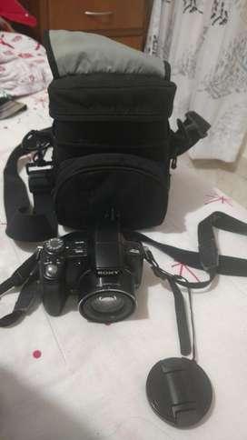 Camara Sony Dsc-h50 Profesional
