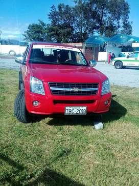 Vendo flamante camioneta cd dmax  año 2013en perfectas condiciones