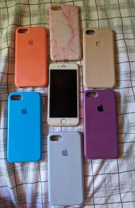 Iphone 7 rosa en perfecto estado