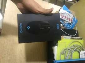 Mouse logitech g pro nuevo