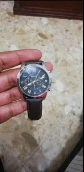 Vendo reloj fóssil  estado 10 de 10