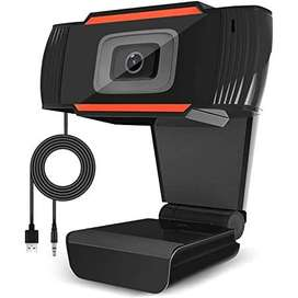 Webcam Camara Web PC 720 Hd