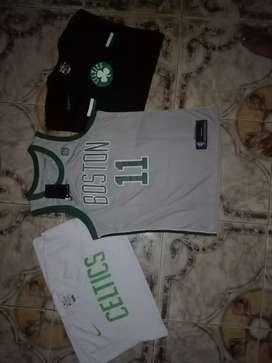 Jerseys y camisetas de los Celtics Boston