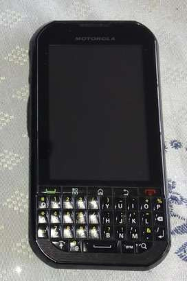 Nextel Motorola Titanium Smartphone Impecable Estad Poco Uso