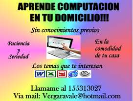 ACTUALIZATE APRENDE COMPUTACIÓN RÁPIDO Y FÁCIL!!