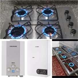 Mantenimientos gasodomesticos estufas calentadores